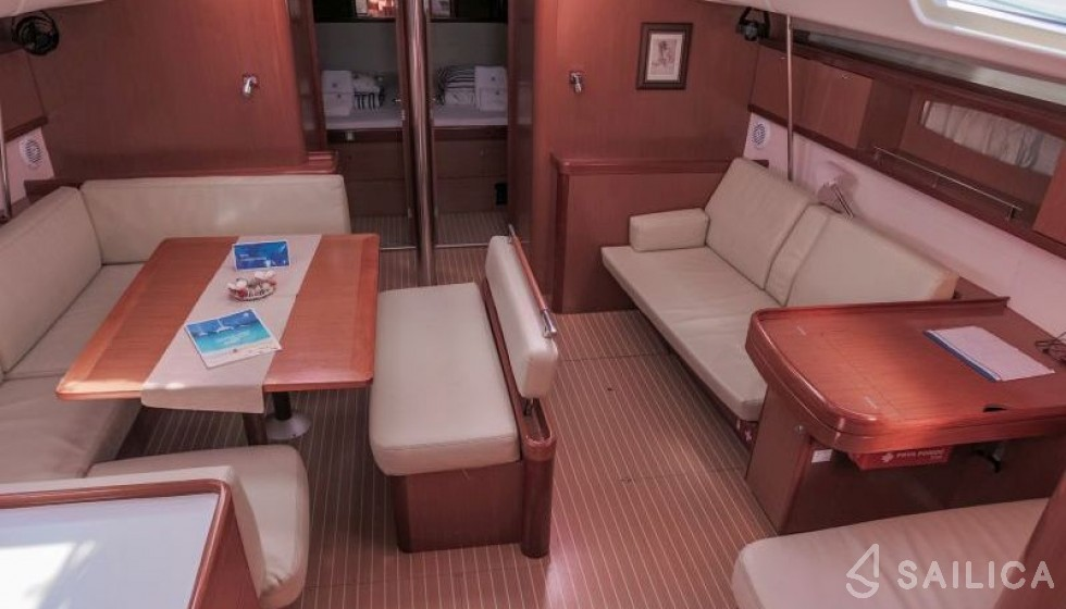 Oceanis 54 - Sailica Yacht Booking System #11