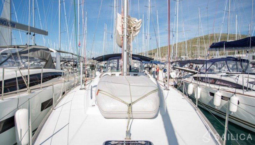Rent Oceanis 54 in Kroatien - Sailica