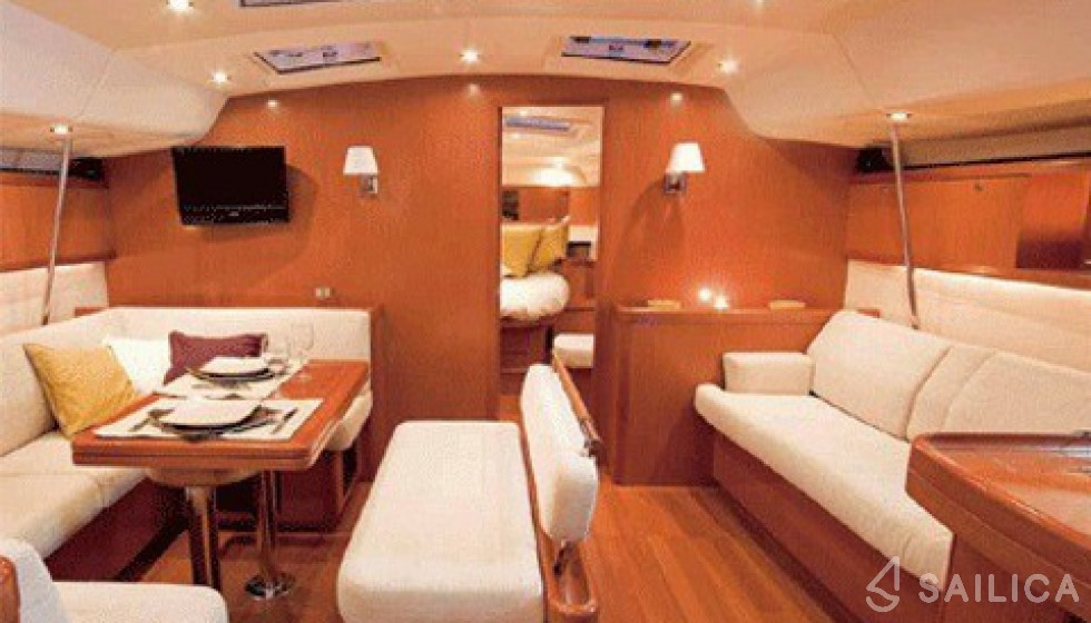 Oceanis 54 - Sailica Yacht Booking System #15