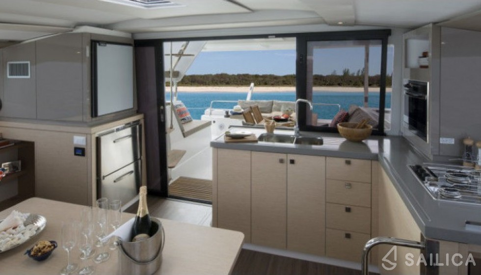 Fountaine Pajot 40 - Sailica Yacht Booking System #7