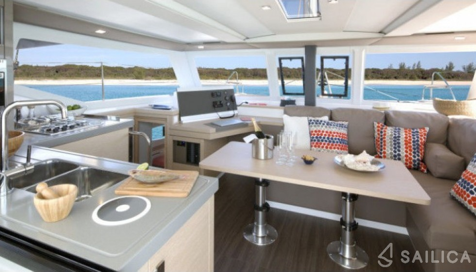 Fountaine Pajot 40 - Sailica Yacht Booking System #6