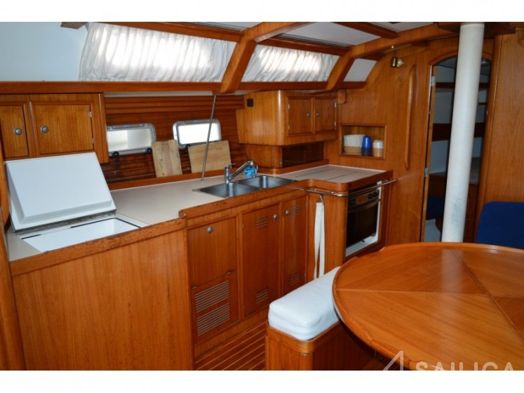 Sun Odyssey 42 - Yacht Charter Sailica