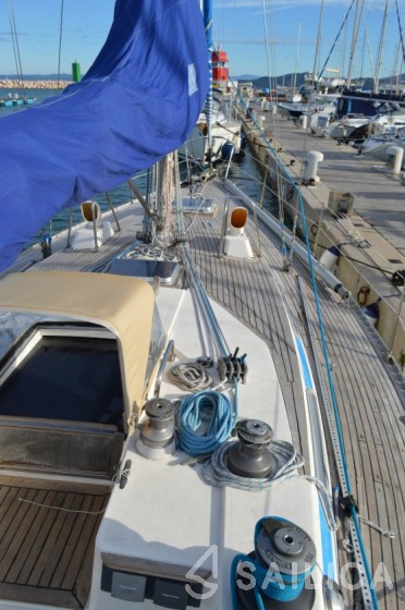 Swan 39 - Sailica Yacht Booking System #5