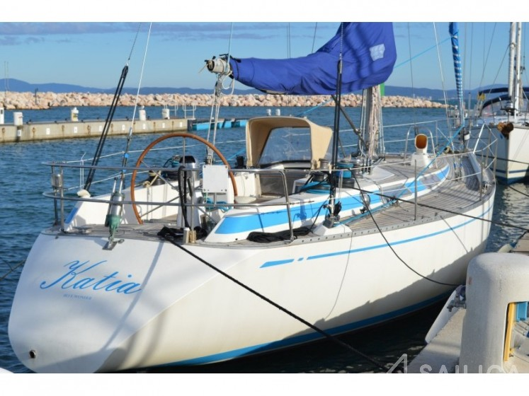 Swan 39 - Yacht Charter Sailica