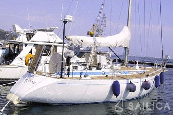 Swan 39 - Sailica Yacht Booking System #4