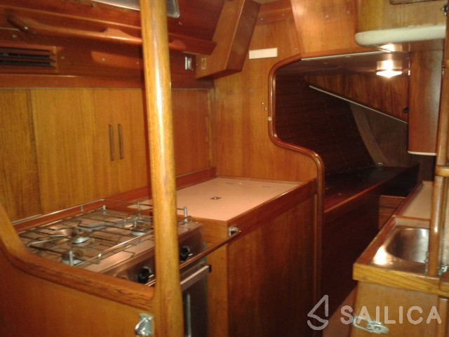 Swan 39 - Sailica Yacht Booking System #10