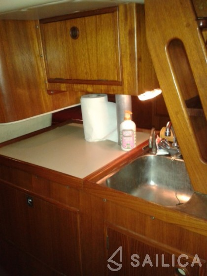 Swan 39 - Sailica Yacht Booking System #12