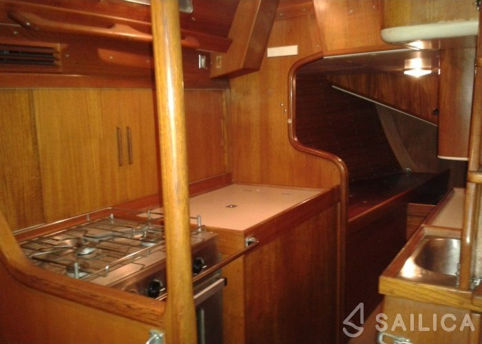 Swan 39 - Sailica Yacht Booking System #14