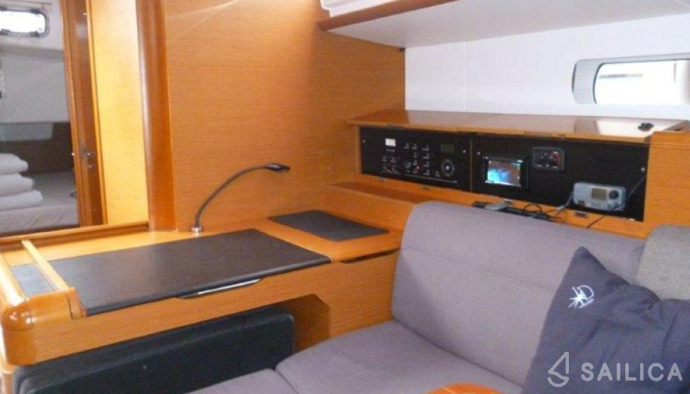 Sun Odyssey 509 - Sailica Yacht Booking System #17