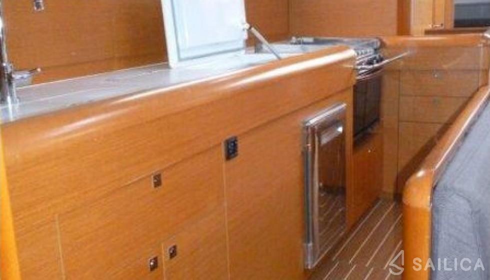 Sun Odyssey 509 - Sailica Yacht Booking System #11