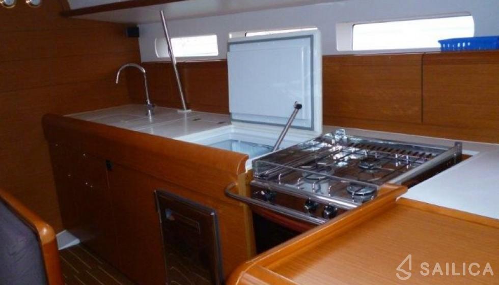 Sun Odyssey 509 - Sailica Yacht Booking System #9