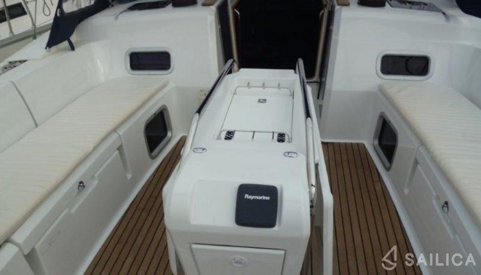 Sun Odyssey 509 - Sailica Yacht Buchungssystem #4