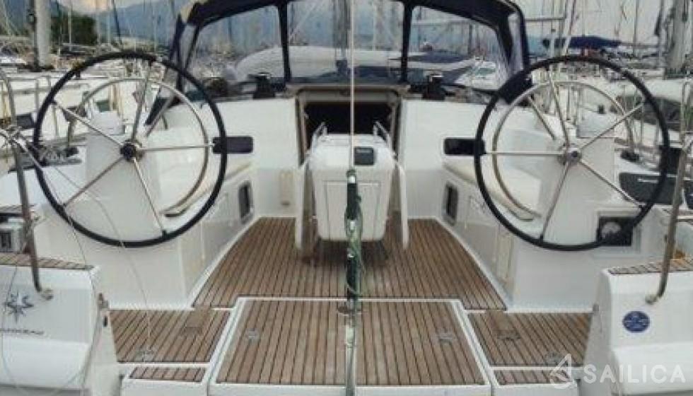 Rent Sun Odyssey 509 in Croatia - Sailica