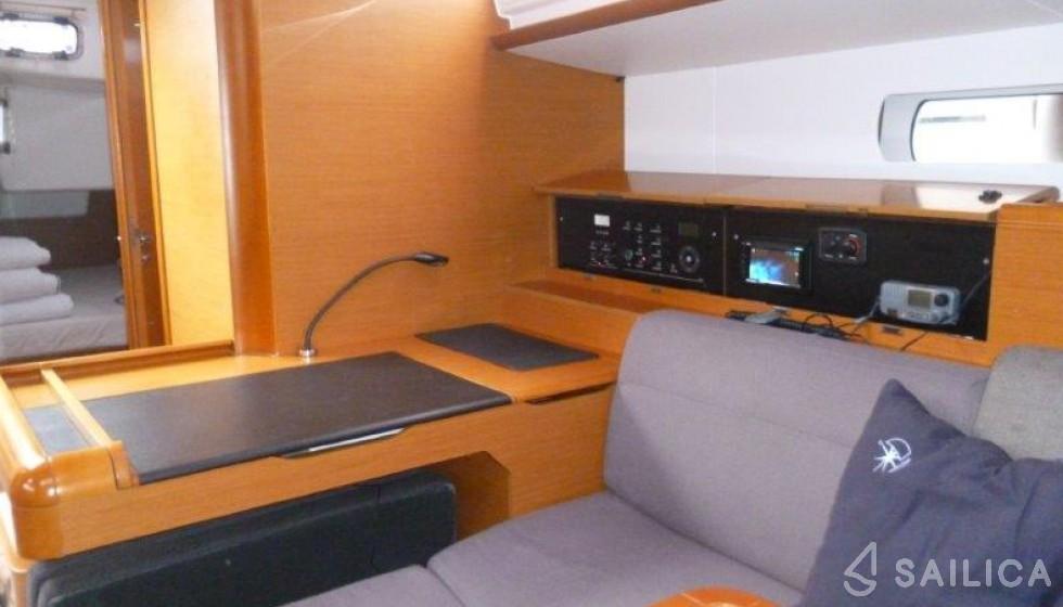 Sun Odyssey 509 - Система Бронирования Яхт Sailica #13