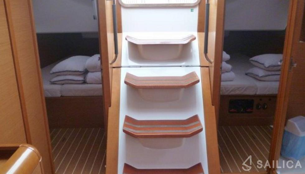 Sun Odyssey 509 - Sailica Yacht Booking System #10