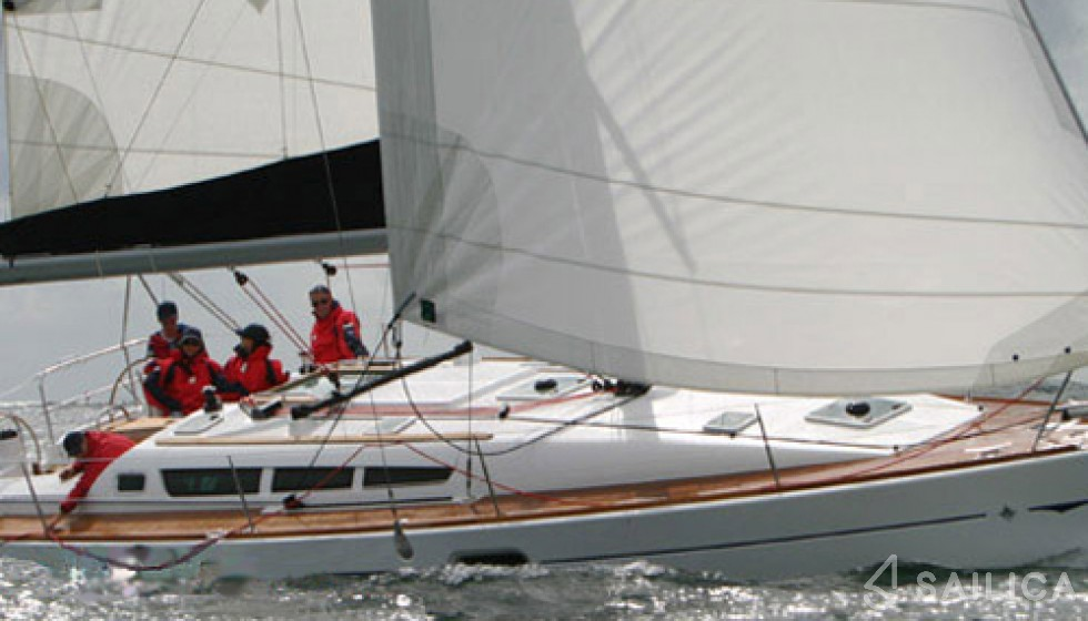 Rent Sun Odyssey 42i (2008) in Greece - Sailica