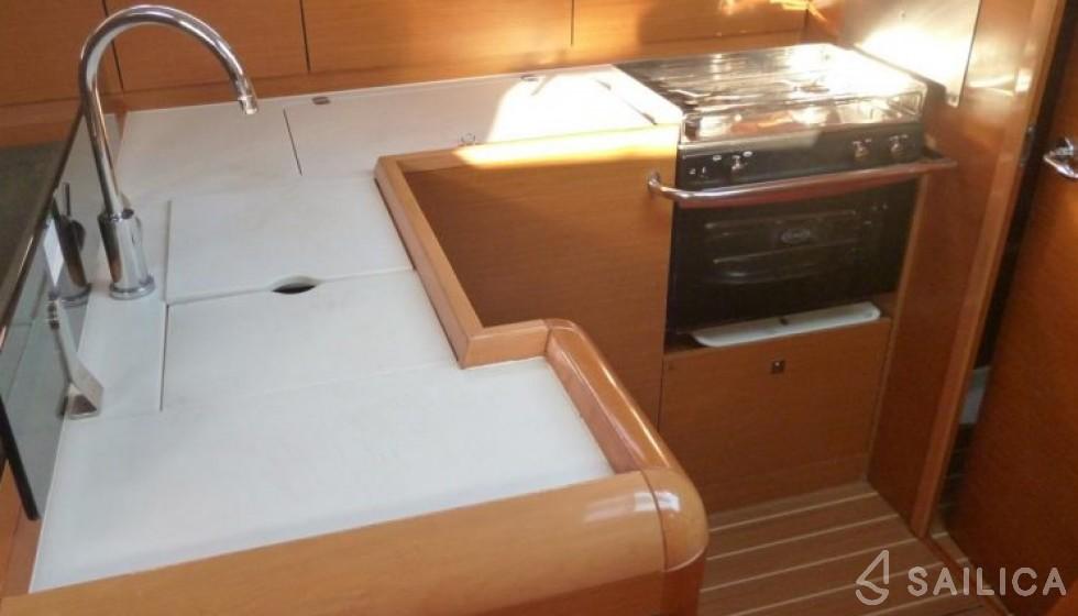 Sun Odyssey 439 - Sailica Yacht Buchungssystem #4