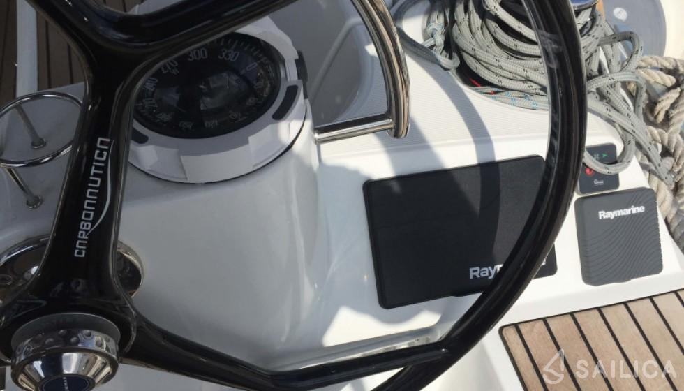Jeanneau 519 - Sailica Yacht Booking System #5