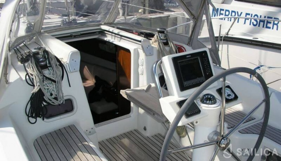 Beneteau 31 - Sailica Yacht Booking System #4