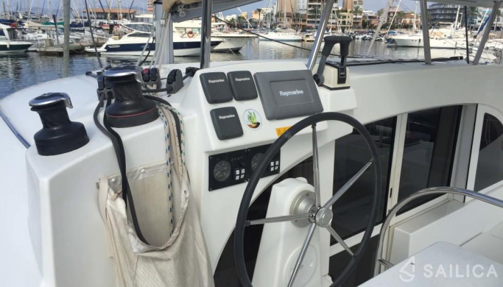 Lagoon 380 - Sailica Yacht Booking System #5