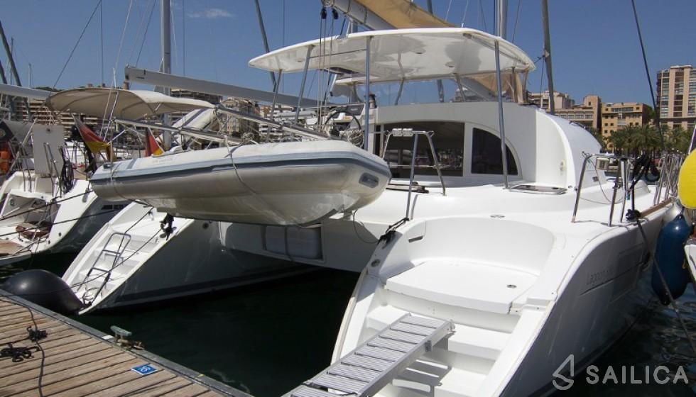 Lagoon 380 - Sailica Yacht Booking System #4
