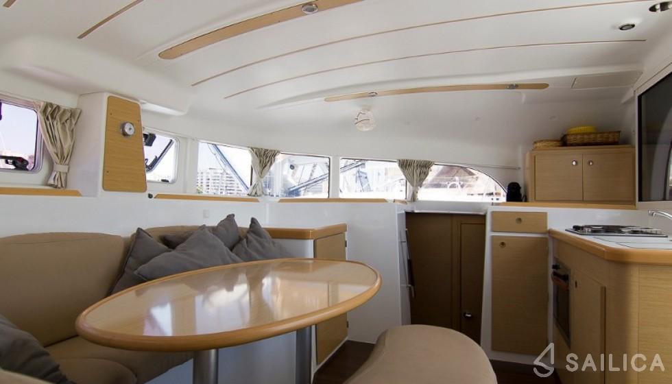 Lagoon 380 - Sailica Yacht Booking System #8