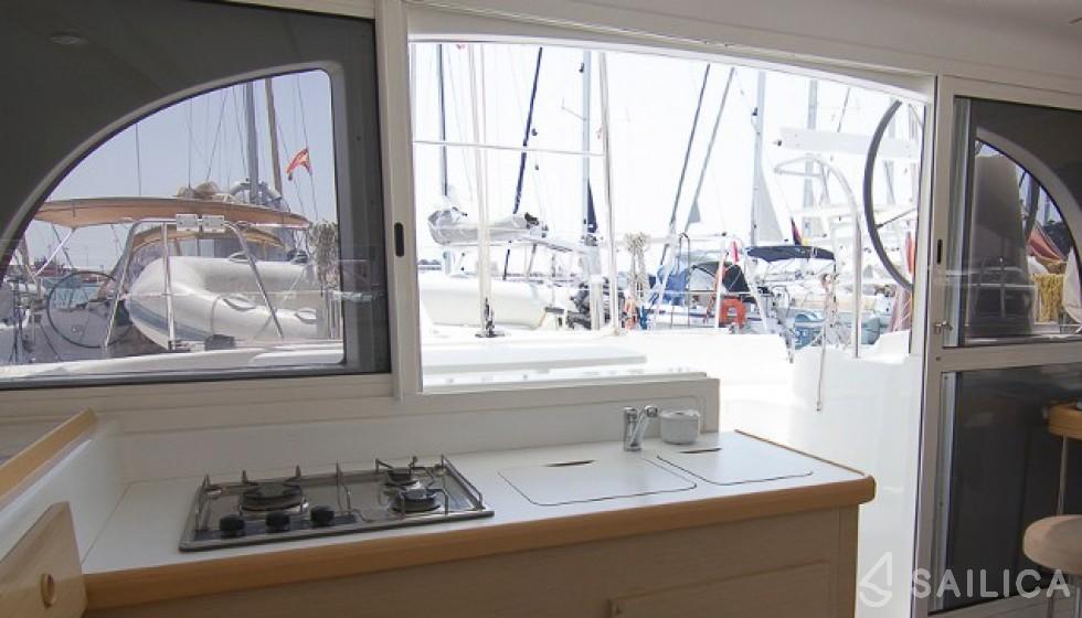 Lagoon 380 - Sailica Yacht Booking System #9