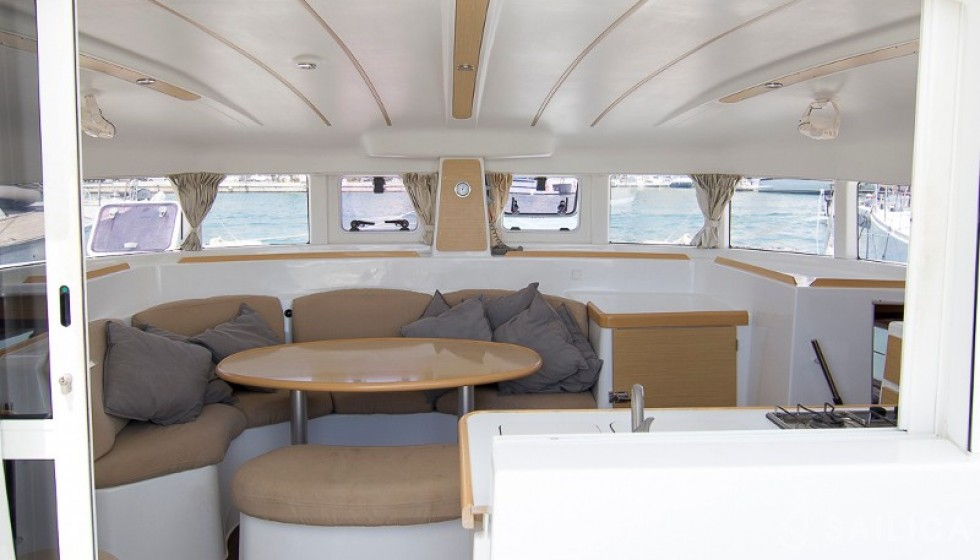 Lagoon 380 - Sailica Yacht Booking System #7
