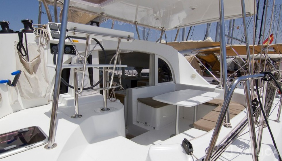 Lagoon 380 - Sailica Yacht Booking System #6