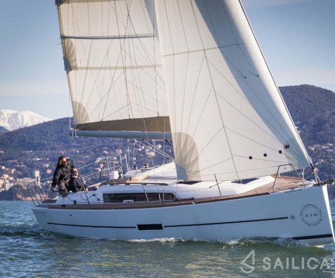 Dufour 310 Grand Large - Yacht Charter Sailica