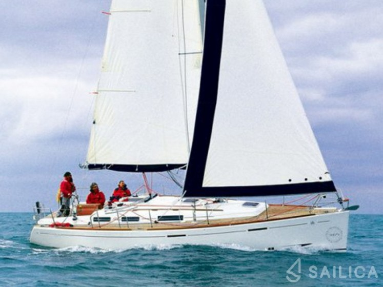 Dufour 365 - Yacht Charter Sailica