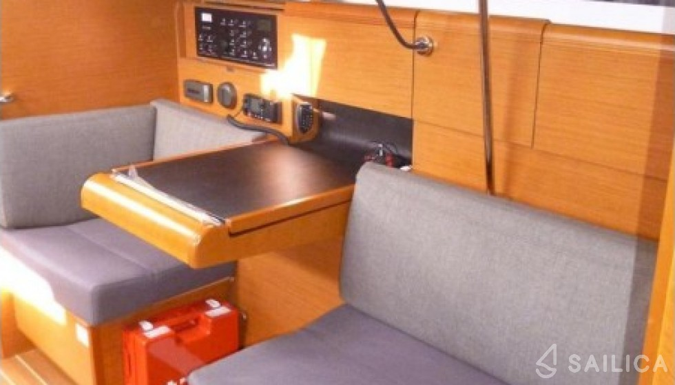 Sun Odyssey 439 - Sailica Yacht Booking System #5
