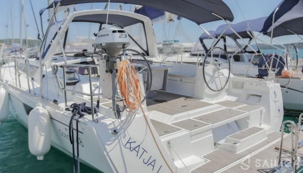Oceanis 48-5 - Jachtcharter Sailica