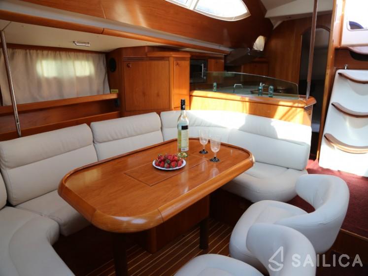 Sun Odyssey 49DS - Yacht Charter Sailica