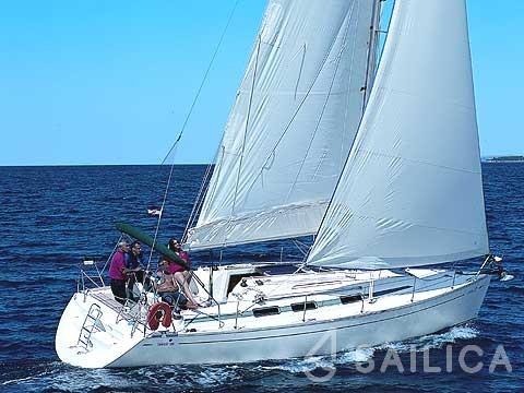 Vektor 36 - Yacht Charter Sailica