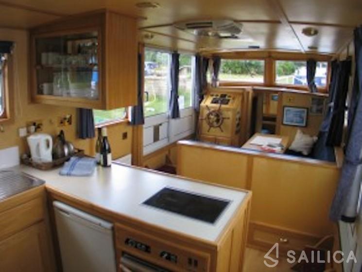 EuroClassic 135 - Yacht Charter Sailica