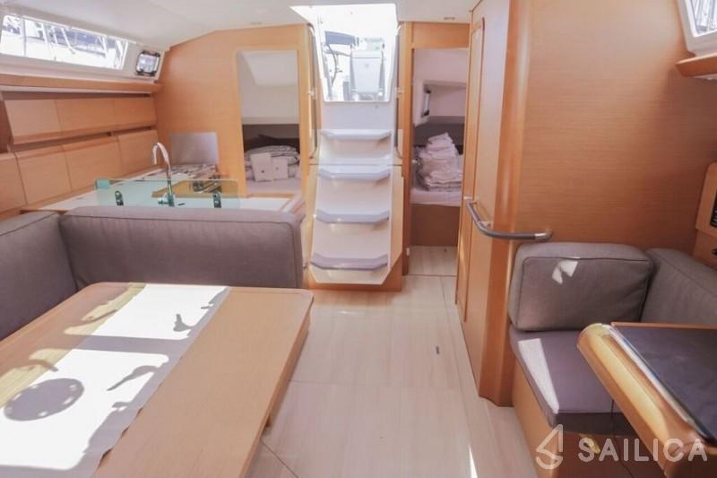 Sun Odyssey 449 - Yacht Charter Sailica