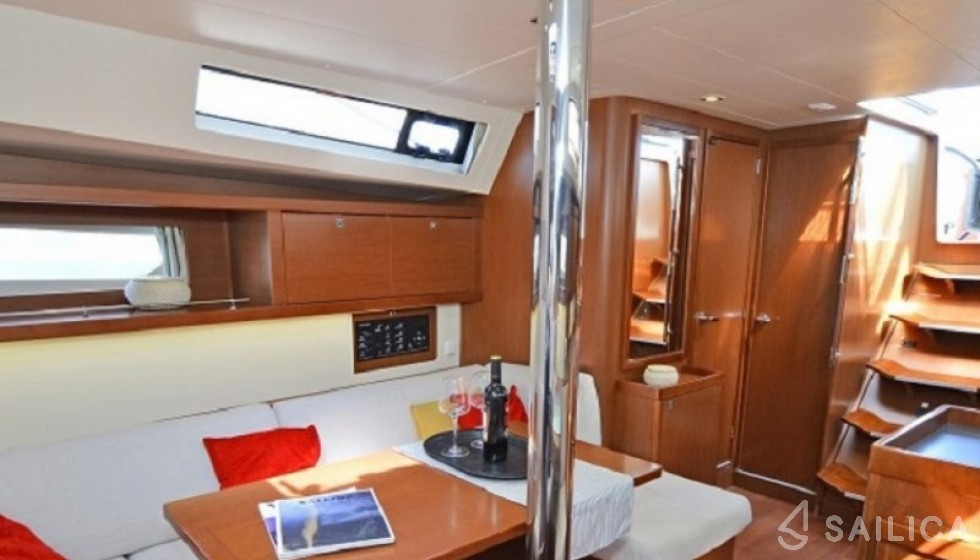 Oceanis 41.1 - Sailica Yacht Booking System #5