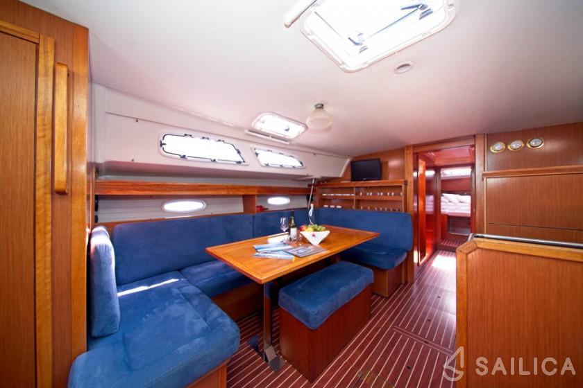 Bavaria 51 Cruiser - Yacht Charter Sailica