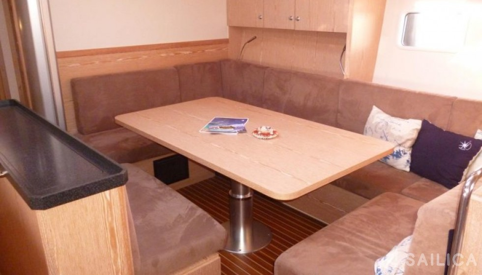 Hanse 575 - Система Бронирования Яхт Sailica #4