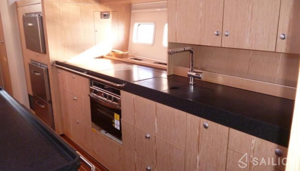 Hanse 575 - Sailica Yacht Buchungssystem #5