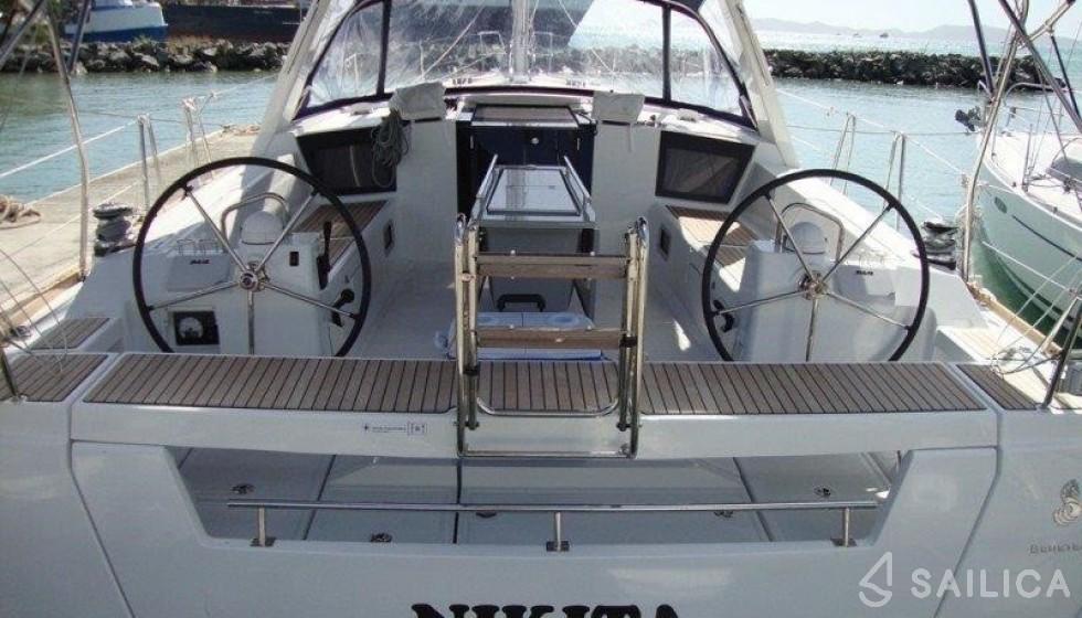 Снять Oceanis 45 в Виргинские острова (Британские) - Sailica