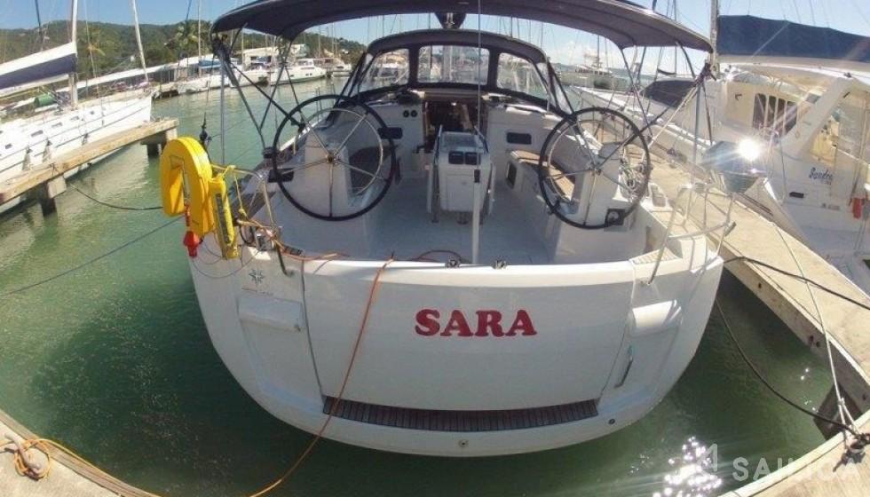 Sun Odyssey 469 - Чартер яхт Sailica