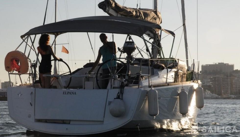 Jeanneau 349 - Yacht Charter Sailica