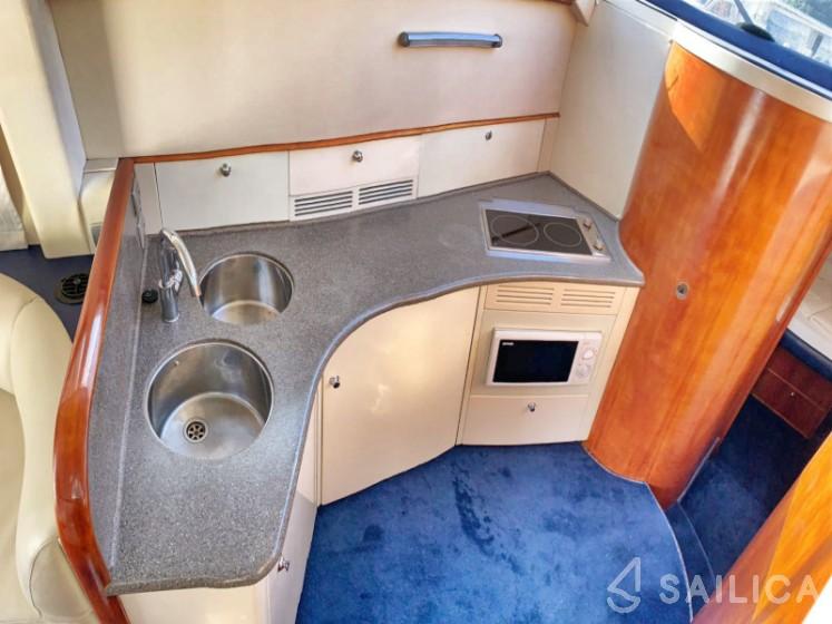 Phantom 40 - Yacht Charter Sailica