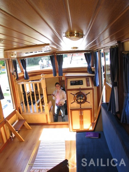 EuroClassic 129 - Yacht Charter Sailica