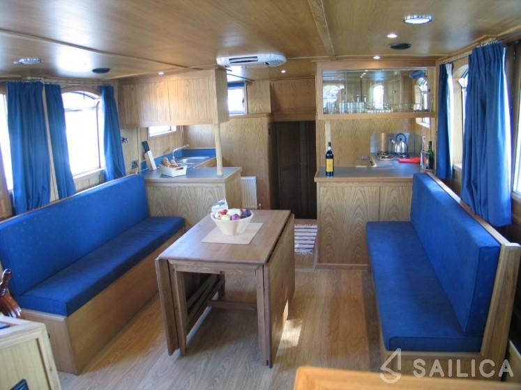 EuroClassic 149 - Yacht Charter Sailica