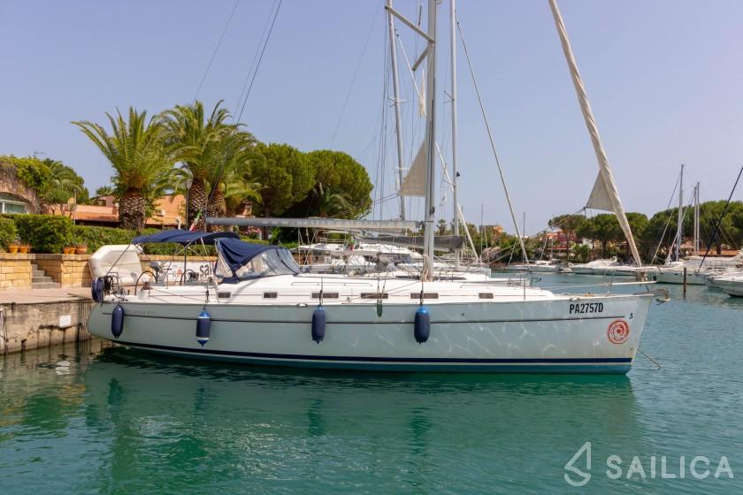 Cyclades 43 - Yacht Charter Sailica