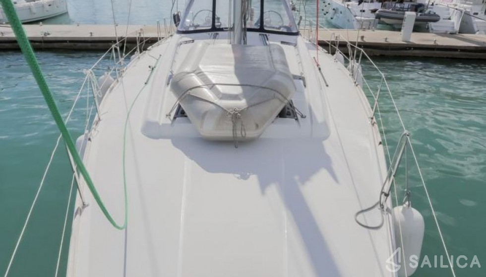 Oceanis 48-4 - Sailica Yacht Booking System #4