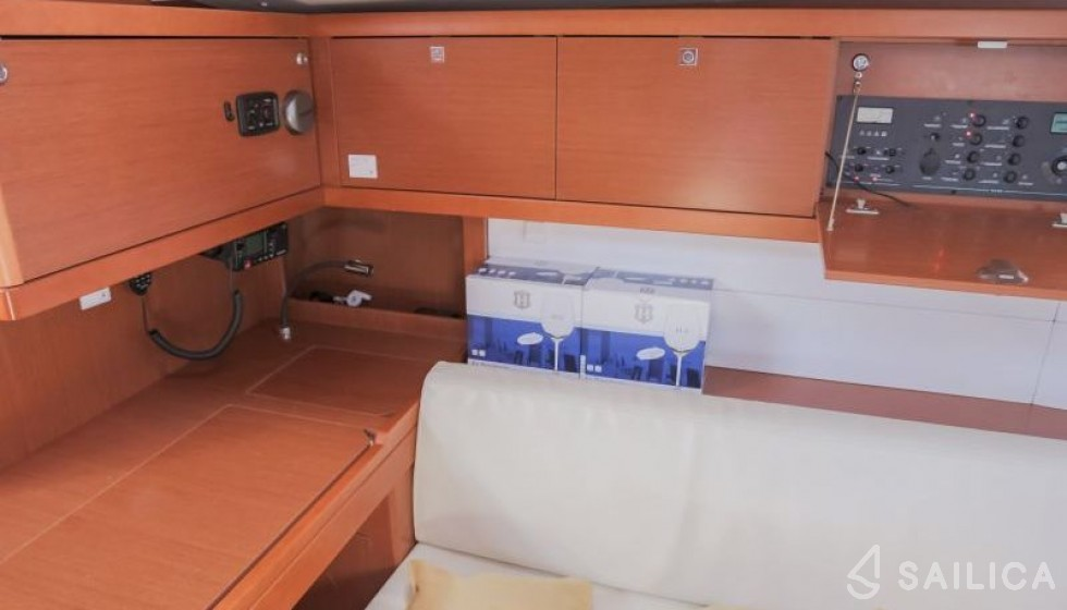 Oceanis 48-4 - Sailica Yacht Booking System #19